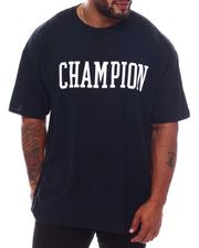 Champion - Collegiate Logo T-Shirt (B&T)-2569630