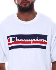 Champion - Vertical C T-Shirt (B&T)-2569618
