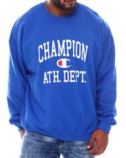 Champion - Athletic Department Crewneck Sweatshirt (B&T)-2569695