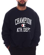 Champion - Athletic Department Crewneck Sweatshirt (B&T)-2569723
