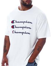 Champion - Triple Logo T-Shirt (B&T)-2567429