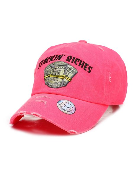 Buyers Picks - Stacking Riches Dad Cap