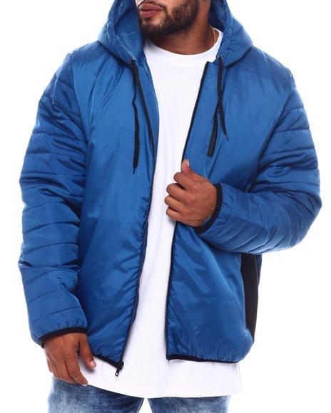 Buyers Picks - Puffer Sleeve Hooded Jacket (B&T)