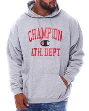 Champion - Athletic Department Hoodie Sweatshirt (B&T)-2569703