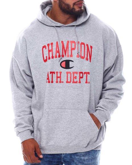Champion - Athletic Department Hoodie Sweatshirt (B&T)