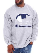 Champion - Big C Crewneck Sweatshirt (B&T)-2569741