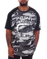 Ecko - Camo See Me Knit T-Shirt (B&T)-2570329