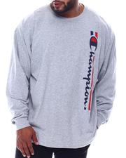 Champion - New Frame Long Sleeve T-Shirt (B&T)-2569394