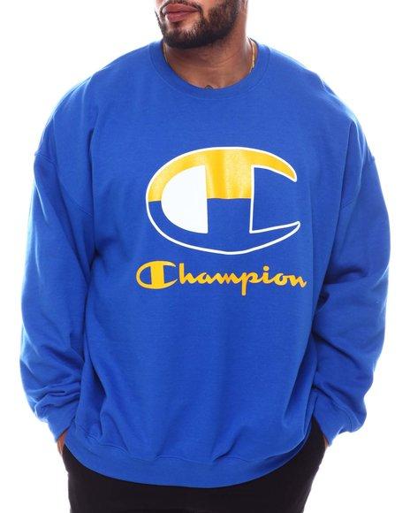 Champion - Big C Crewneck Sweatshirt (B&T)