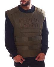 Big & Tall Faves - Public Enemy Vest (B&T)-2570523