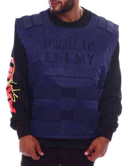 Makobi - Public Enemy Vest (B&T)
