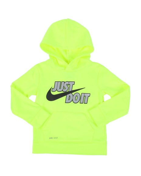 Nike - NKB Dri-Fit Therma Pullover Hoodie (2T-4T)