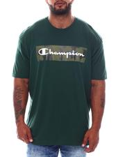 Champion - Camo Box Logo T-Shirt (B&T)-2569466
