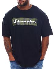 Champion - Camo Box Logo T-Shirt (B&T)-2569507