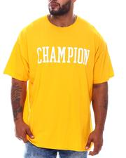 Champion - Collegiate Logo T-Shirt (B&T)-2569636
