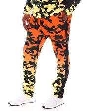 Sweatpants - Camo Gradient Track Pants (B&T)-2569881