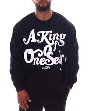 Big & Tall Faves - King Of Oneself Crew (B&T)-2570458