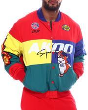 AKOO - Paper Cut & Sew Jacket (B&T)-2570471