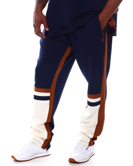 Makobi - Colorblock Track Pants (B&T)