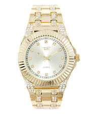 Jewelry & Watches - Iced Watch-2568750