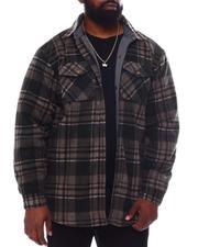 Buyers Picks - Thermal Lined Shirt Jacket (B&T)-2570559