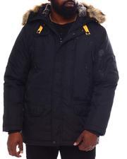 Outerwear - Utilitarian Parka Coat (B&T)-2570681