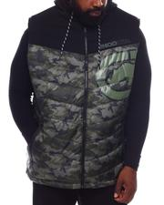 Ecko - On Repeat B Hooded Vest (B&T)-2570263