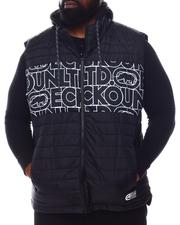 Ecko - Chested Hooded Vest (B&T)-2570278