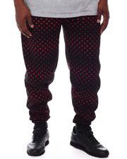 Buyers Picks - Stars Printed Fleece Jogger Pants (B&T)-2569951
