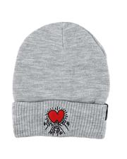 Keith Haring - Red Heart Beanie-2571700