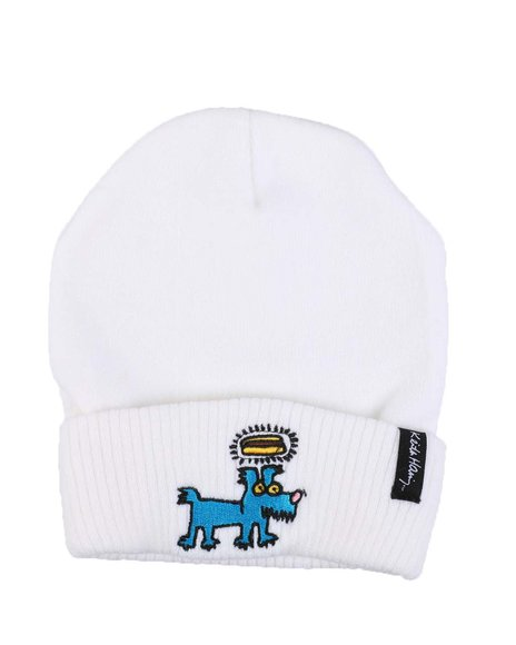 Keith Haring - Blue Dog Beanie