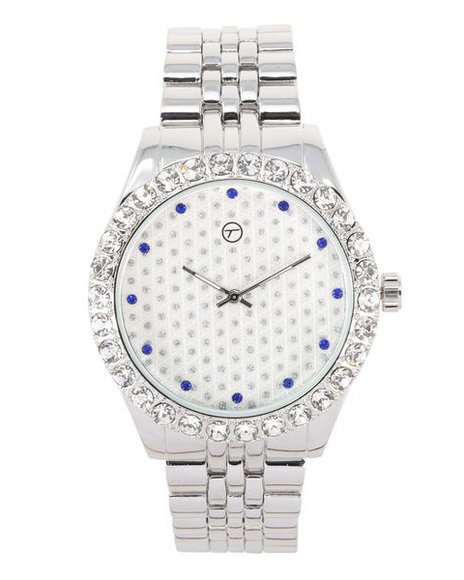 Buyers Picks - Iced Face Watch