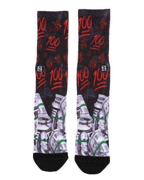 PSD UNDERWEAR - Keep It 100 Socks