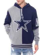 Mitchell & Ness - DALLAS COWBOYS Split Color Hoodie-2571258