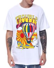 AKOO - TROUBLE IN PARADISE SS TEE-2571821