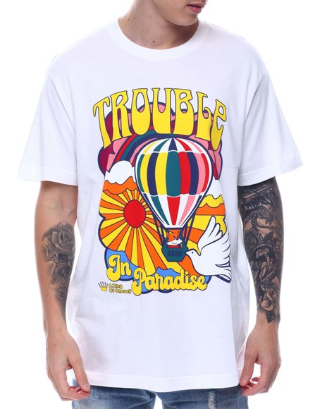 AKOO - TROUBLE IN PARADISE SS TEE