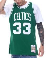 Mitchell & Ness - Boston Celtics Swingman Jersey - Larry Bird-2571239