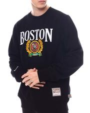 Mitchell & Ness - BOSTON CELTICS The Trustee Crew Fleece-2568850