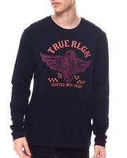 True Religion - LS BARCODE TEE-2571050