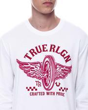 True Religion - LS BARCODE TEE-2571023