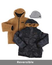 Boys - Reversible Puffer Jacket (8-20)-2564013