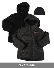 Boys - Reversible Puffer Jacket (8-20)-2564018