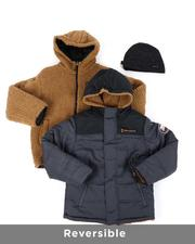 Boys - Reversible Puffer Jacket (8-20)-2568757