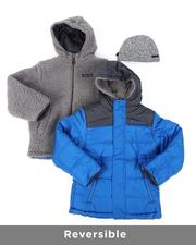 Boys - Reversible Puffer Jacket (8-20)-2568762