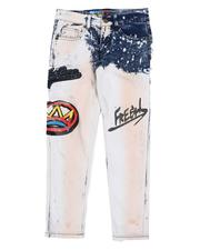 Arcade Styles - Verbiage Paint Jeans (8-16)-2570622