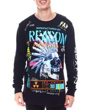Reason - Space Chief LS Tee-2571575