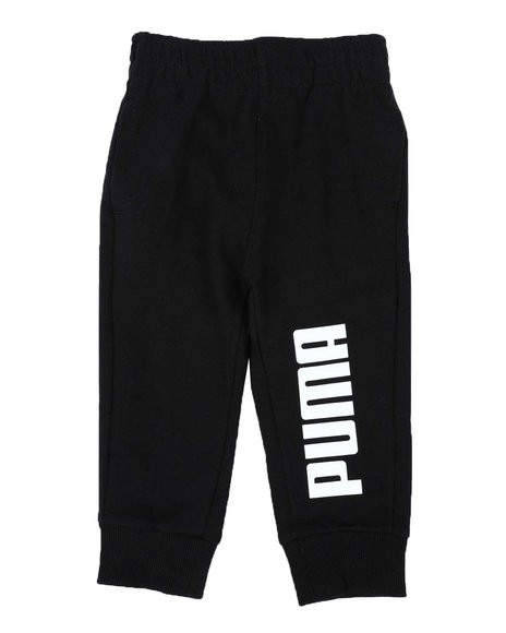 Puma - No. 1 Logo Pack Essential French Terry Joggers (2T-4T)