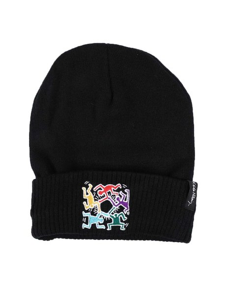 Keith Haring - Circle Of Friends Beanie
