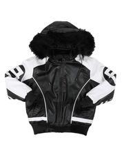 Outerwear - 8 Ball Faux Fur Lined Hood Jacket (8-20)-2568826