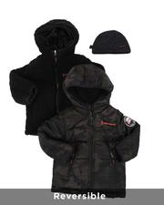 Free Country - Reversible Puffer Jacket (4-7)-2563988
